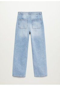 Mango - HONEY - Jeans Relaxed Fit - middenblauw - 1