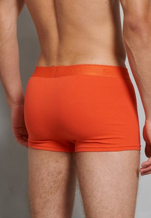 2 PACK - Shorty - black/havana orange
