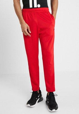 PANT - Pantalones deportivos - university red/white