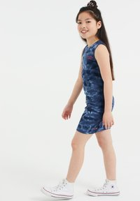 WE Fashion - Day dress - blue - 0