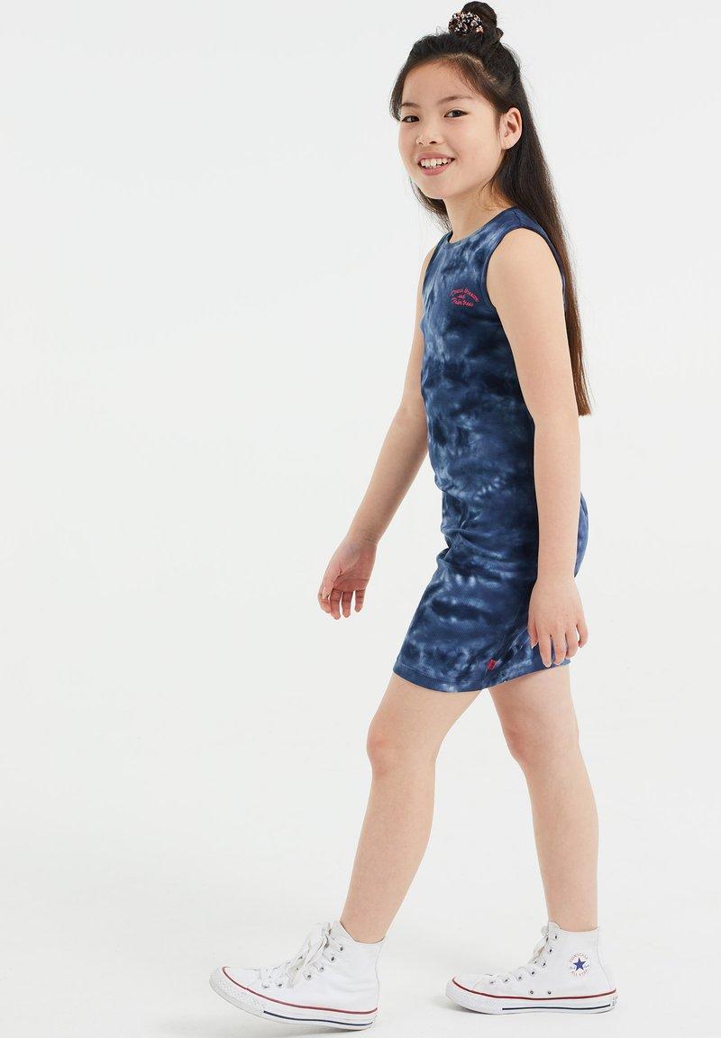 WE Fashion - Day dress - blue