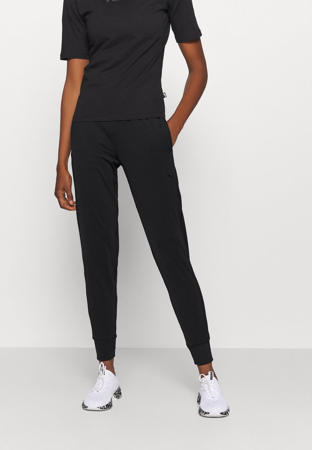 STUDIO PANT - Tracksuit bottoms - black
