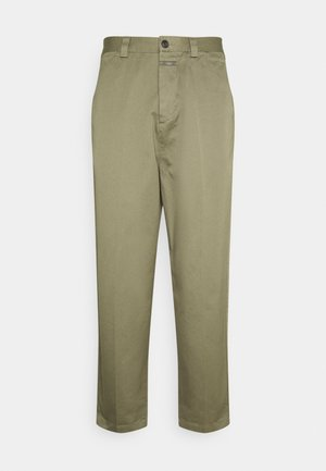 DOVER TAPERED - Trousers - pale khaki