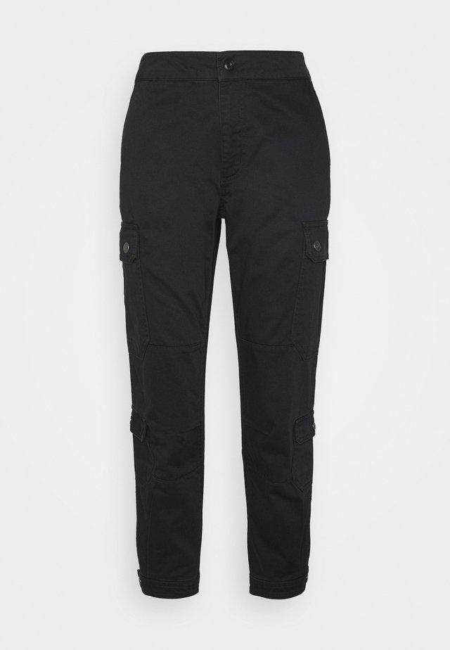 PANT - Spodnie materiałowe - black