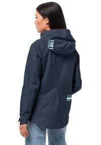 Jack Wolfskin - Hardshell jacket - midnight blue - 1