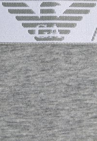 Emporio Armani - BRAZILIAN BRIEF 2 PACK - Briefs - grey - 7