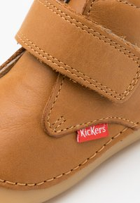 Kickers - SABIO - Baby shoes - camel clair - 5