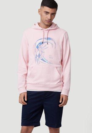 ORIGINAL SURFER  - Hoodie - crystal rose