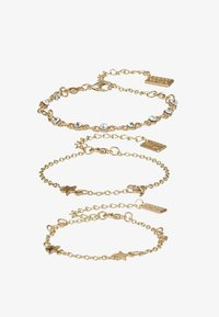 sweet deluxe - 3 PACK - Bracciale - gold-coloured - 3