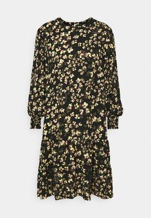 DRESS ALICE - Day dress - dark dusty green