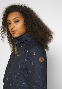 Ragwear - DIZZIE MARINA - Winter jacket - navy - 5