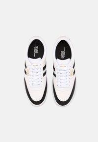 Polo Ralph Lauren - COURT - Sneakers laag - white/black - 3