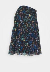 MAMALICIOUS - MLFATO SKIRT - A-line skirt - black - 4