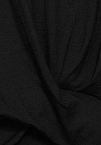 Street One - KNOTEN DETAIL - Print T-shirt - schwarz - 4