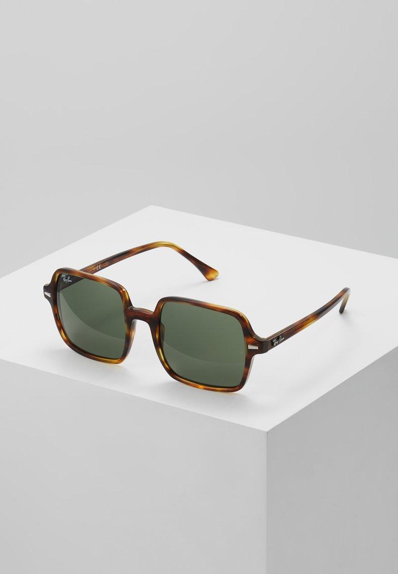 Ray-Ban - Lunettes de soleil - brown/green