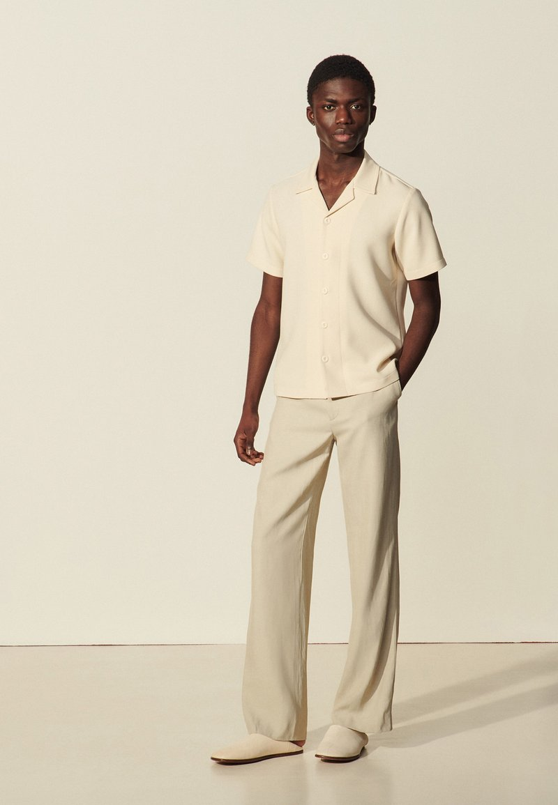 sandro - Shirt - ecru