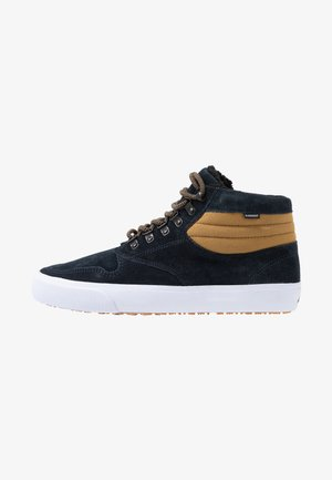 TOPAZ C3 MID - High-top trainers - navy breen