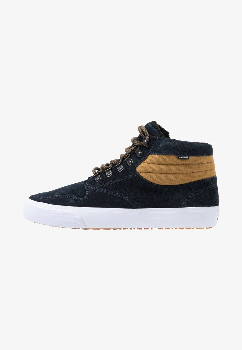 Element - TOPAZ C3 MID - High-top trainers - navy breen