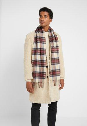 100% Cashmere Tartan Scarf - Schal - hessian dress steward
