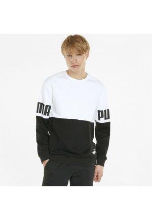 Sweater - puma white