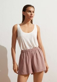 OYSHO - Shorts - light pink - 0