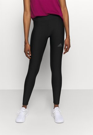 ASK C.RDY - Leggings - black