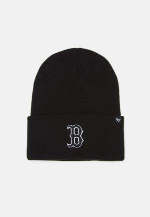 MLB BOSTON RED SOX HAYMAKER UNISEX - Čepice - black