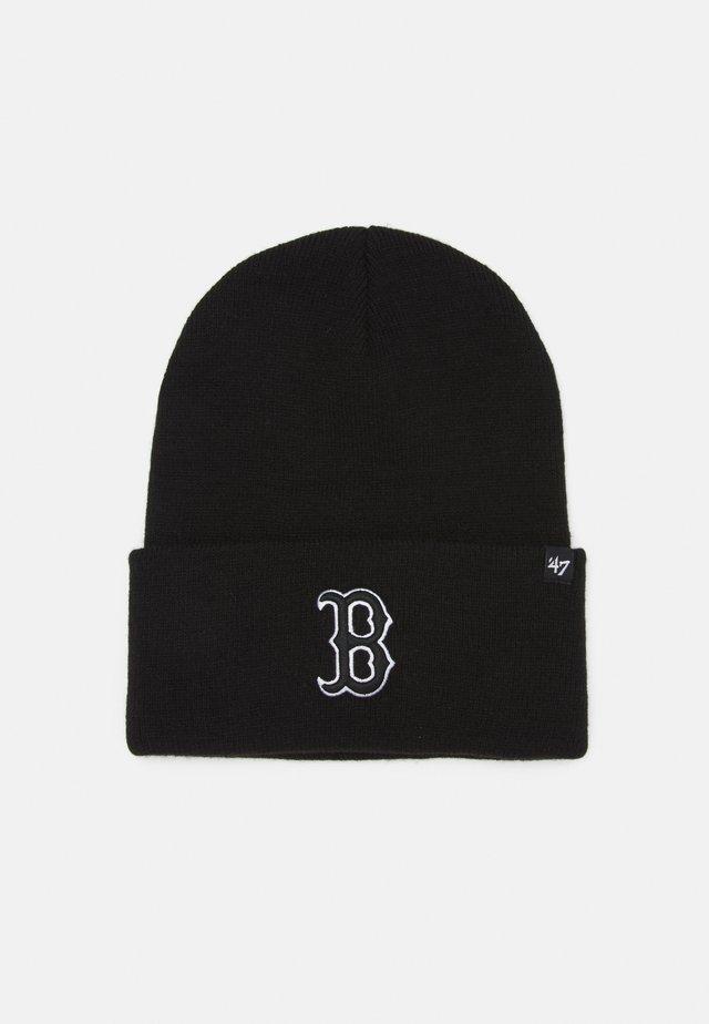 MLB BOSTON RED SOX HAYMAKER UNISEX - Beanie - black