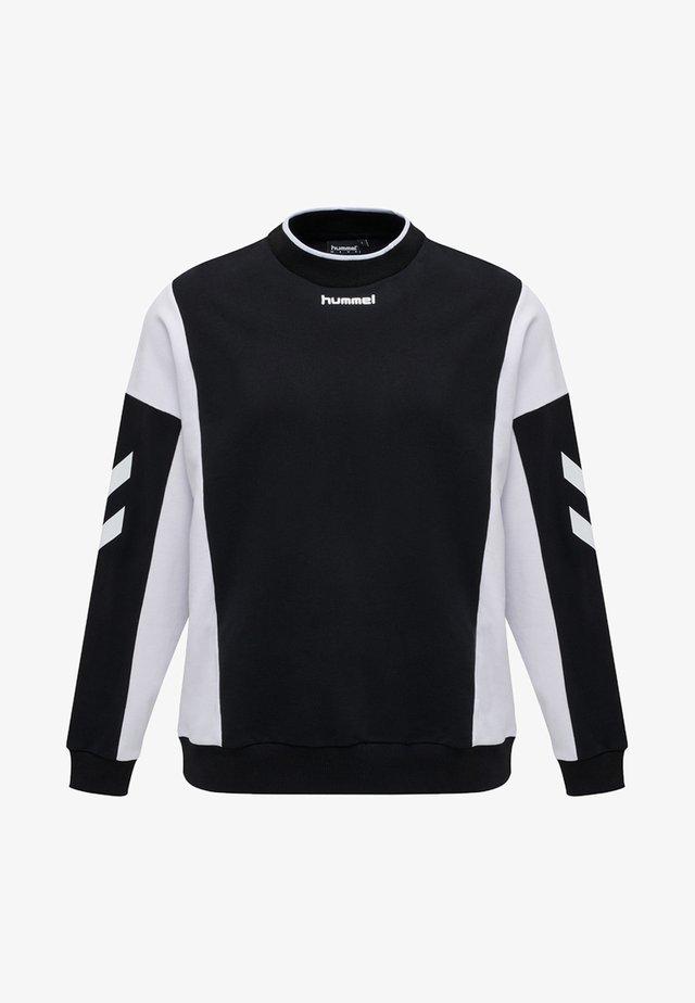 HMLCLAUS  - Sweatshirt - black