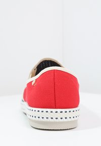 RIVIERAS - FRANCE - Slip-ons - navy/red - 3