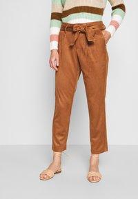 s.Oliver - Kalhoty - brown - 0