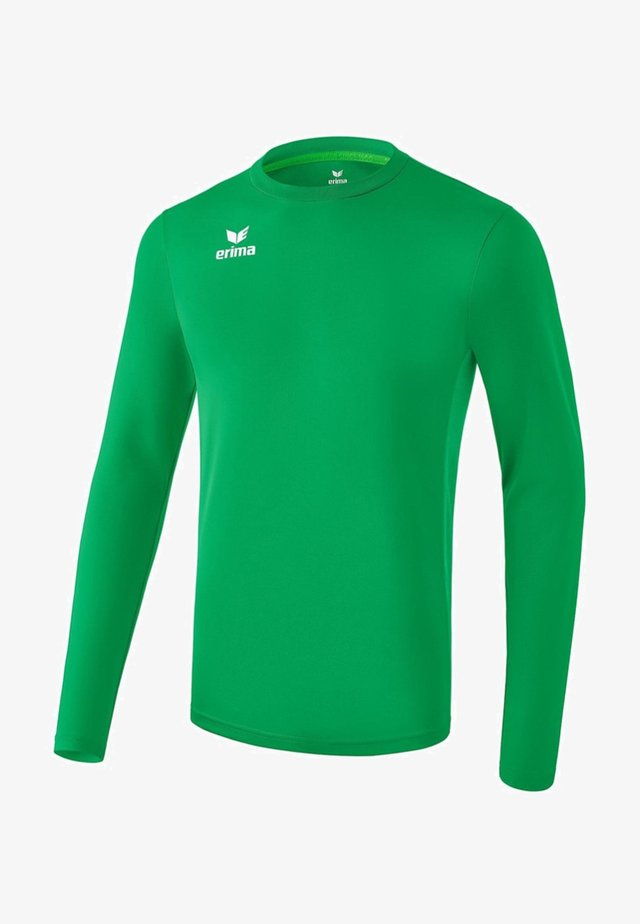 TRIKOT LIGA LANGARM KINDER - Sports shirt - emerald