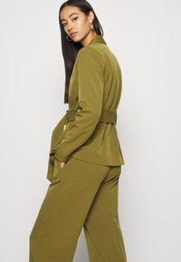 ICHI - ALEXA - Blazer - fir green - 5