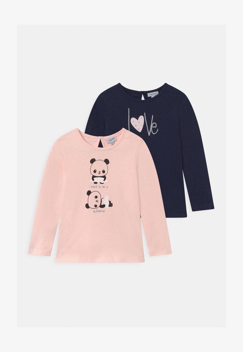 OVS - 2 PACK - T-shirt à manches longues - primrose pink