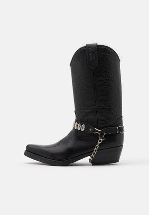 UNISEX - Cowboy/Biker boots - schwarz