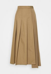 WEEKEND MaxMara - AMICA - A-line skirt - camel - 4