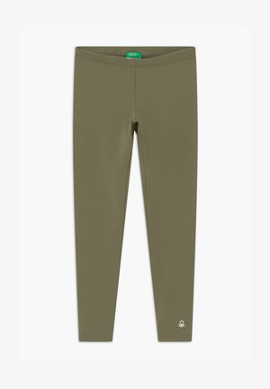 EUROPE GIRL - Leggings - Trousers - khaki