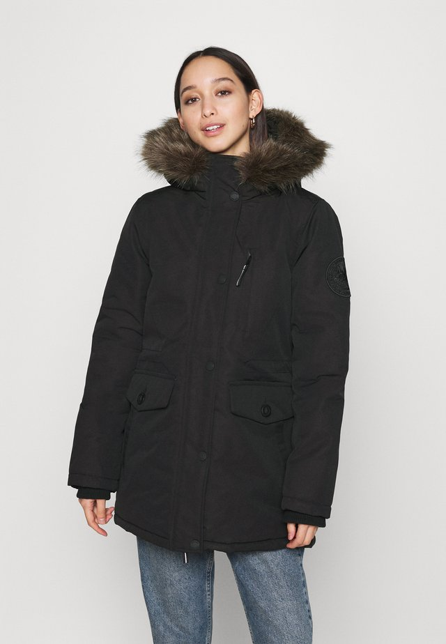 EVEREST - Parka - black