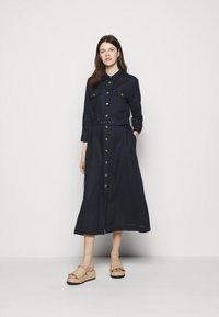 Marella - PENNY - Košilové šaty - blu - 0