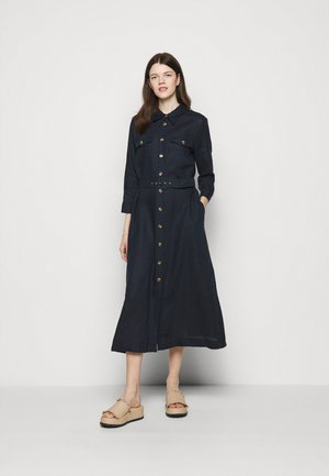 PENNY - Shirt dress - blu