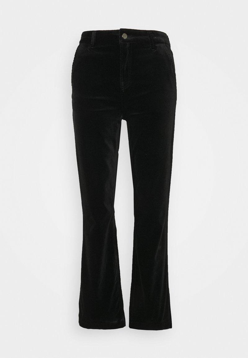 Pieszak - MARIJA FLARE  - Trousers - black
