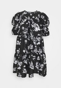 Vero Moda Petite - VMASIA DRESS  - Sukienka letnia - black - 4
