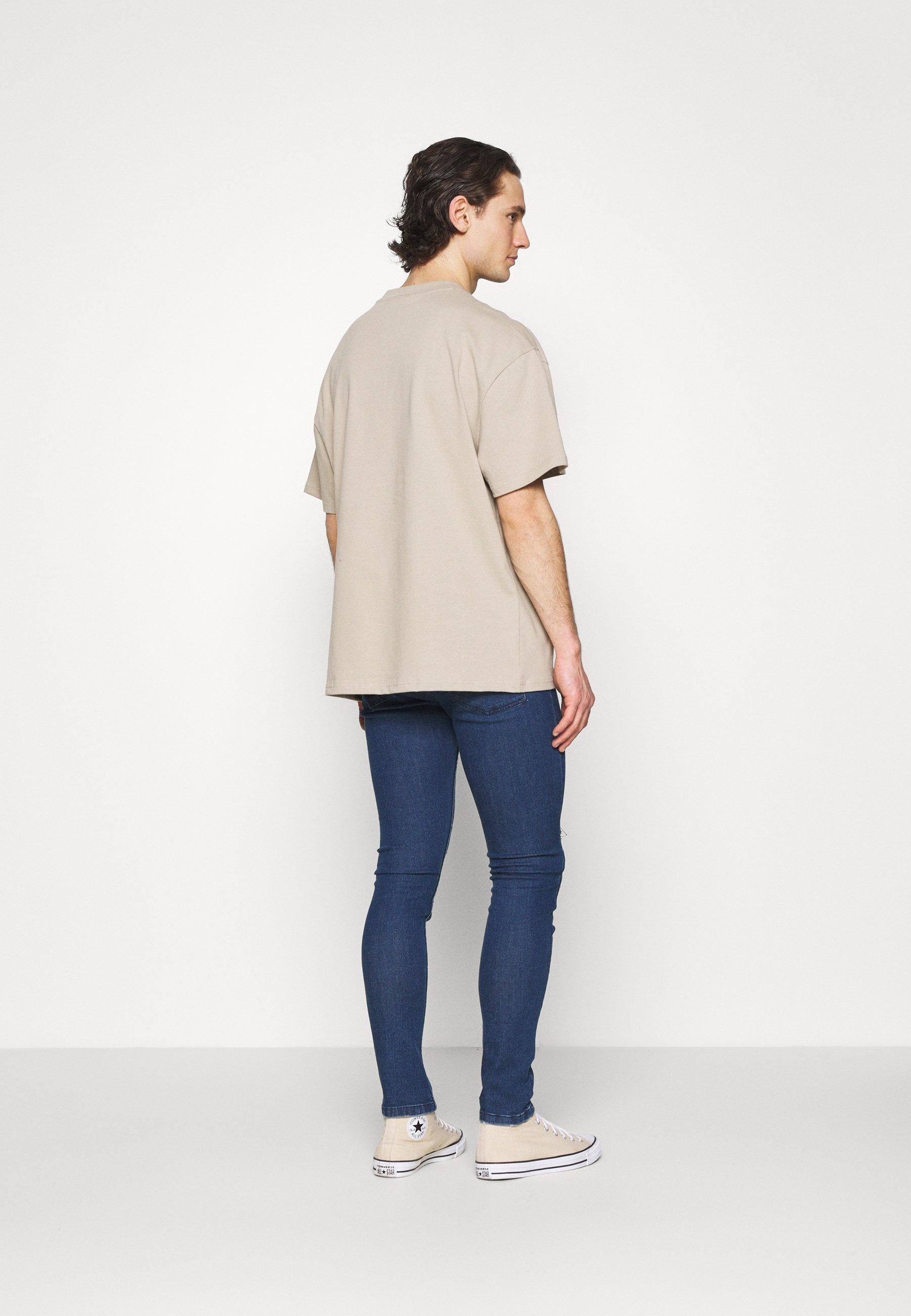 Men PATCH - Jeans Skinny Fit
