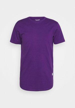 JJENOATEE CREW NECK - T-shirt basic - acai