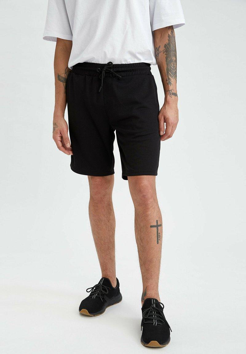 DeFacto Fit - Short - black