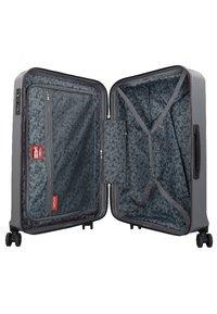 Hardware - Wheeled suitcase - grey - 4