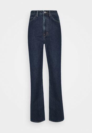 ROWE - Jeans a sigaretta - win blue