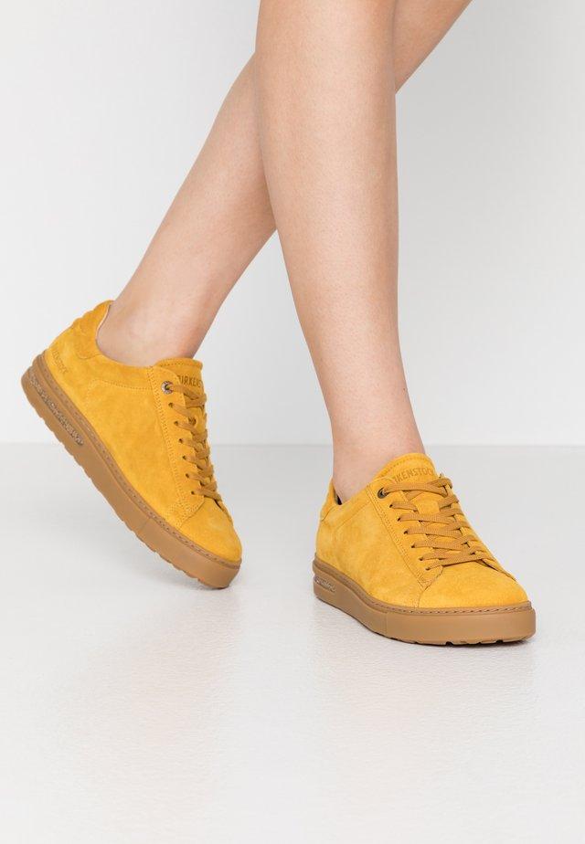 BEND - Sneakers laag - ochre