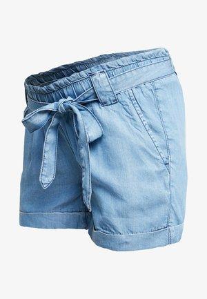 ETHAN - Shortsit - light blue denim