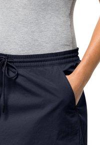 Jack Wolfskin - DESERT - Sports skirt - night blue - 3